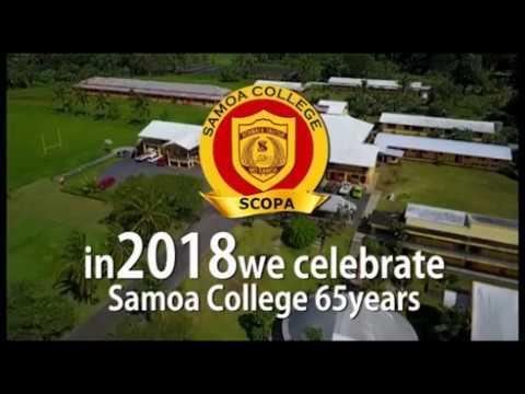 Samoa College 65yrs Celebration Promo 2