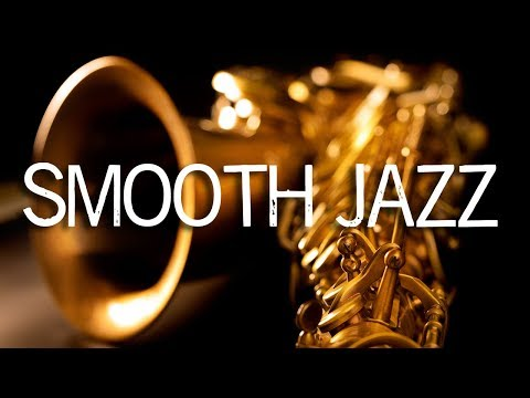 Jazz Music  Smooth Jazz Saxophone  Relaxing Background Music with the Sound of Ocean Waves