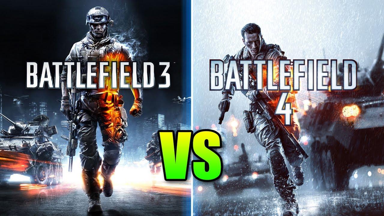 Battlefield 4 VS Battlefield 3: What We Lost/Gained