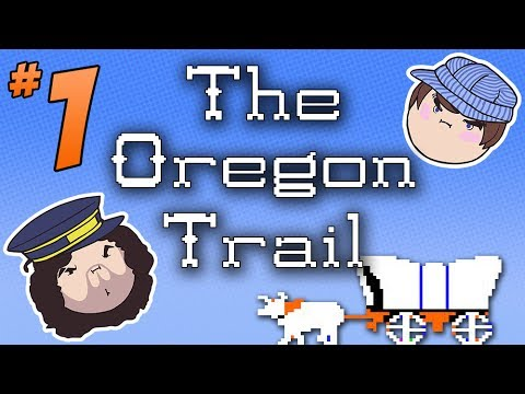 The Oregon Trail: And We're Off - PART 1 - Steam Train