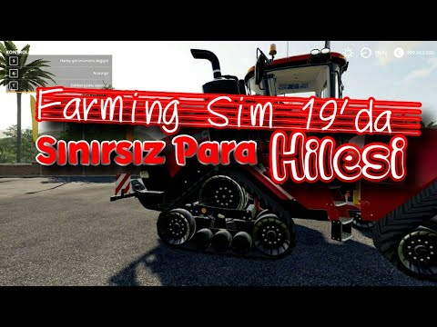 Farming Simulator 19  Para Hilesi