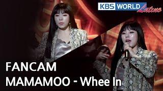 [FOCUSED] MAMAMOO's Whee In - Egotistic [Music Bank / 2018.08.03]