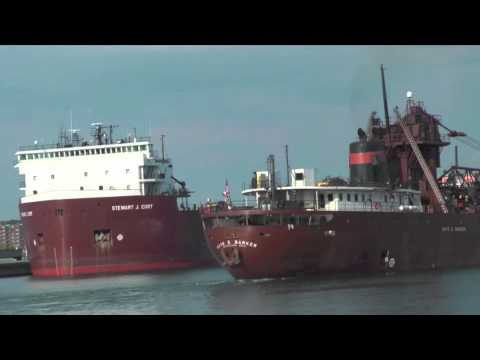 Great Lakes Ships in Action -- 2013