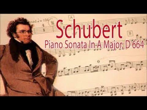 Schubert: Piano Sonata, D 664 (Live Recording) by Carlo Balzaretti | Classical Piano Music