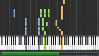 Fall For You By secondhand Serenade pianosynthesia