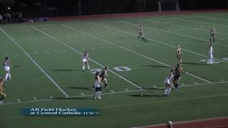 Acton Boxborough Field Hockey at Central Catholic 11/9/16