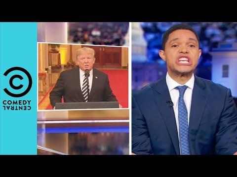 Trump Apologises To Brett Kavanaugh | The Daily Show With Trevor Noah