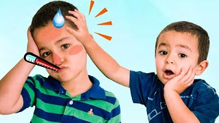 Sick Song & More Nursery rhymes song for kids