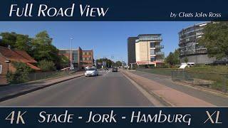Stade - Jork - Hamburg, Germany - 4K (2160p/60p) Ultra HD - XL-Video