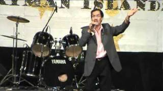 Leonardo Pulis Solomon..Sweet Caroline... Pinoy Idol 2010 in Cayman Islands