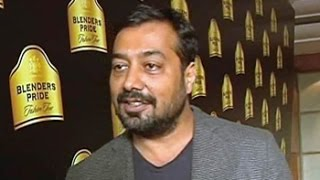 I'm Intrigued By The Darker Side: Anurag Kashyap