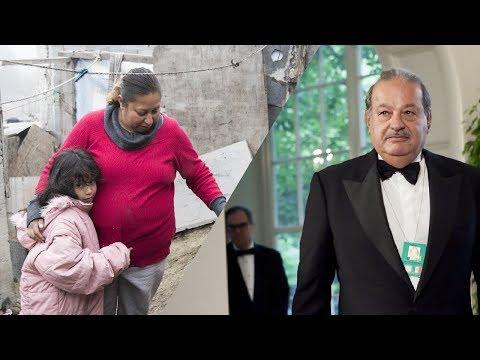 México, un país con extrema desigualdad económica