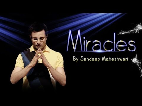 MIRACLES by Sandeep Maheshwari I Hindi