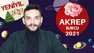 Akrep Burcu 2021 Yılı Burç Yorumları | Kenan Yasin ile Astroloji