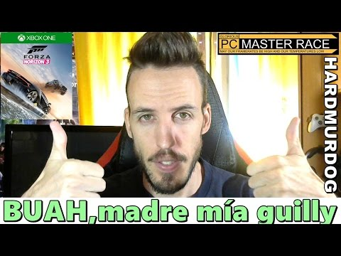 ¡¡¡FORZA HORIZON 3: ME DEJA SIN PALABRAS!!! Hardmurdog - Xbox one - Pc - Español - 2016