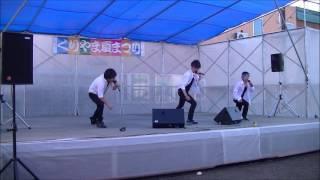 第41回くりやま夏まつり カラオケのど自慢大会 少年隊 Next Generation.