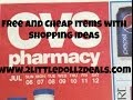 CVS Sale Preview With Free & Cheap Items Coupon Match ups 7/6/14