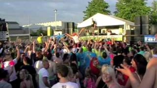 Coloursfest 2010: Mallorca Lee (Born Slippy / Joy Energizer Mashup)