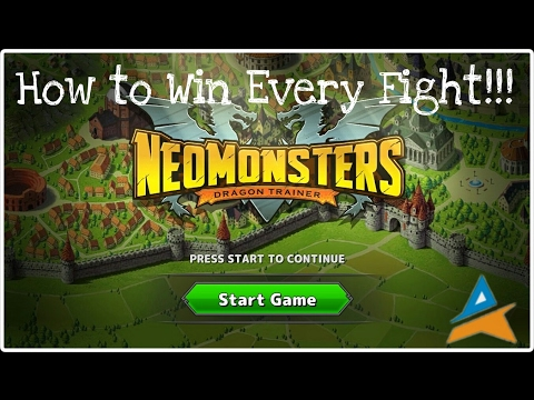 Must watch Neo Monsters Hack - How To Win Every Fight