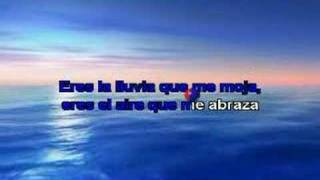 ALEX CAMPOS - ERES MI SOL (karaoke)