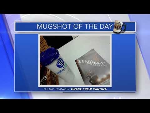 Mug Shot of the Day - Grace from Winona