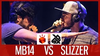 MB14 vs SLIZZER  |  Grand Beatbox LOOPSTATION Battle 2017  |...