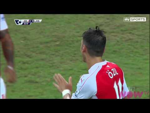 Sky Sports 1 | Arsenal vs Everton | Barclays Asia Trophy