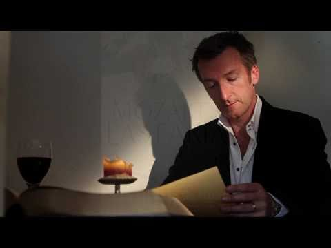 Wolfgang's Mysterious Letter: Matt Rees reads MOZART'S LAST ARIA