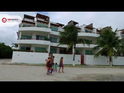 Coco Beach Neighborhood - Playa del Carmen Condos for Sale - TOPMexicoRealEstate.com