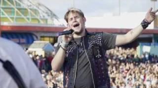 James Durbin Rare Music Video-American Idol Santa Cruz