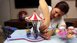 Lol Bebekler Aldığım Sürpriz Salıncağa Sığacaklar mı?!! | Lol Playmobil Oyuncakları. Bidünya Oyuncak
