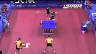 Xu Xin-Ma Lin vs Gao Ning Yang Zi[Men's Double Asian Games 2010]