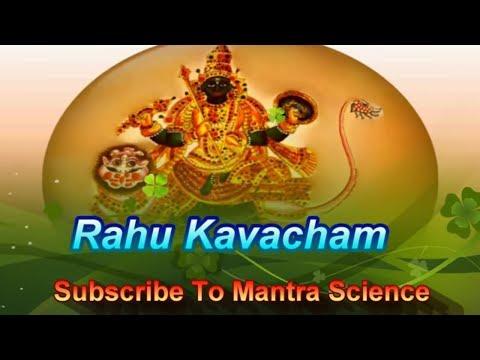 Rahu Kavacham For Success