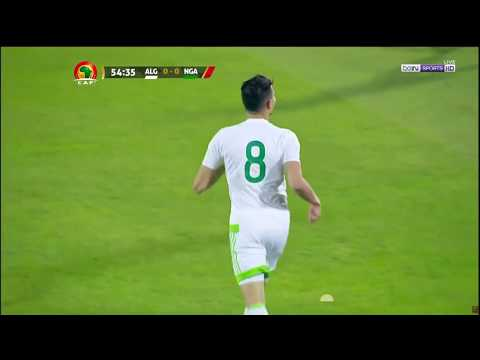 Algeria vs. Nigeria [SECOND HALF] (2018 World Cup Qualificat