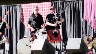 KCSS - Bakersfield Celtic Music Festival 2012 - Whiskey Galore