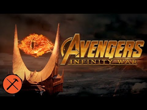 The Lord Of The Rings Trilogy (Infinity War Style)