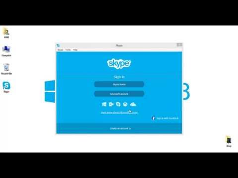 How to Download Skype Full Setup -Latest Version and install it -(FastView)
