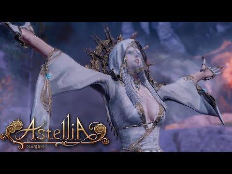 Astellia Online Prologue Full Gameplay UHD4K