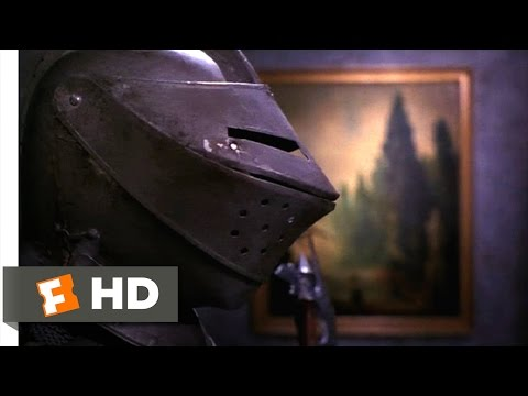 Crossworlds (1997) - Living Suits of Armor Scene (2/10) | Movieclips