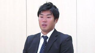 ヤクルトの由規選手=本名・佐藤由規=が10月2日、来季の契約を結ば...