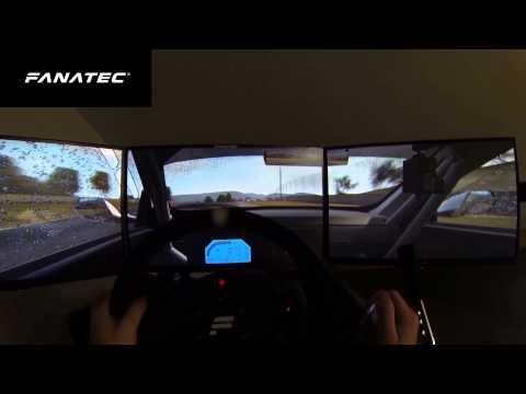 Onboard BMW M3 GT Laguna Seca Project Cars