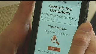 Youngstown man hopes his app will change local food delivery