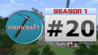 MirifiCraft SMP S1 E20 - Boy Scout Troop 666