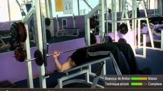 Top4 Des Exercices Pour Le Bas Des Pectoraux Muscler Les Pectoraux Avec All Musculation Youtube