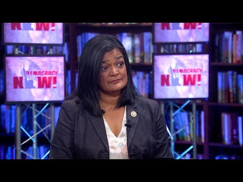 """""""Trump Creates Crises & Preys on Fear"""": Rep. Jayapal on Policy of Separating Kids from Parents"""