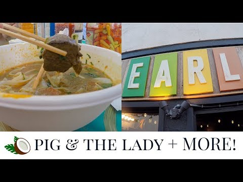 Life in Hawaii | Pig and the Lady, Ono Pops, EARL Sandwiches and MORE