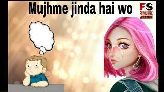 Mujhme Zinda Hai Woh | Sad whatsApp status | whatsApp status | Ek Vivah Aisa bhi | Funny status |