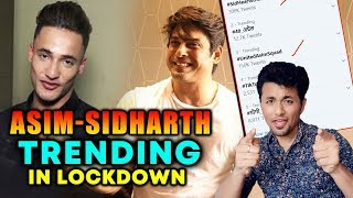 Download song Asim Riaz And Sidharth Shukla Trends on Social Medis