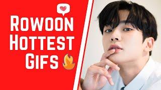❤️❤️ SF9 Rowwon Hottest Sexiest Gifs Ever