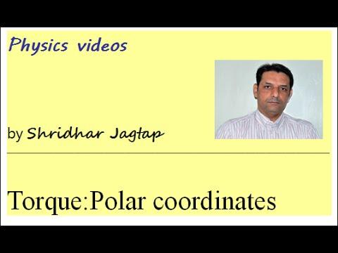 Torque polar coordinates